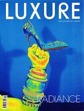 LUXURE Magazine #16 2013 LISA EMILIE Christian Louboutin VALERIA DMITRIENKO @NEW