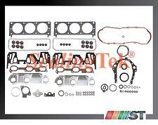 Fit 96-99 GM 3400 3.4L 207cid V6 VIN E Engine Full Gasket Set motor oil pan kit