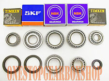 AUDI A3 O2A Gearbox Bearing Rebuild and Repair Kit