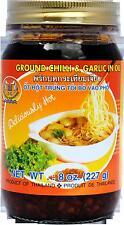 DS Ground Chilli & Garlic In Oil 227g