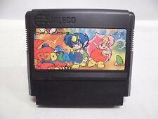NES -- ROD LAND -- Famicom. Japan game. Work fully. 13100