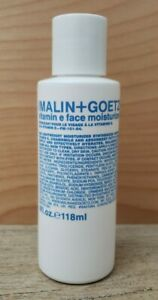 MALIN+GOETZ Vitamin E Face Moisturizer 118ml / 4fl oz  - BRAND NEW SEALED