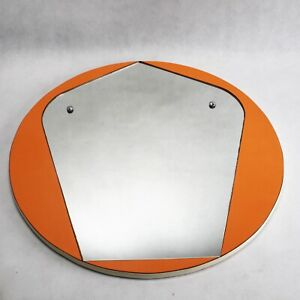 1 From 3 - Large 70er Years Wall Mirror - Vintage Mirror - Lounge 60cm