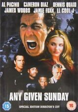 Any Given Sunday 7321900188210 With Al Pacino DVD / Widescreen Region 2
