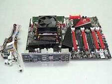 Asus Crosshair IV Formula AMD Motherboard W/ Phenom II X6,8GB,Heatsink #TQ1028