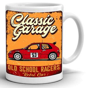 FRENCH CAR SAXO 1600 Coffee Tea Mug Cup Gift 11oz High Quality Ceramic