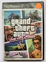 Grand Theft Auto: Vice City Stories (Sony PlayStation 2, 2007)