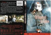 The Serpent and the Rainbow (OOP Sensormatic 2003 DVD, Mint Disc) Bill Pullman