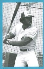Ellis Valentine Montreal Expos Vintage Baseball Postcard PP01251
