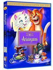 Pelicula DVD los Aristogatos edicion especial Walt Disney clasico Nº20 Precintad