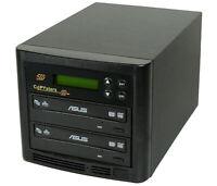 Copystars 1-1 CD DVD Burner CD+G  Karaoke Audio Disc Duplicator Copier Tower