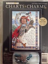 Dimensions Charts & Charms  Native American Wisdom James Himsworth # 72377