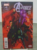 A-Force #4 004 Marvel Comics  vf/nm CB1418