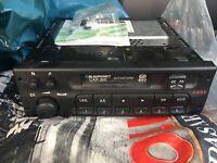 Blaupunkt Opelkassetten Radio Autoradio Spieler Giocatore Ricevitore Auto 300