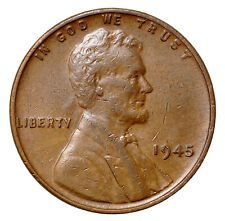 UNITED STATES 1 Cent 1945 №6221