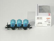 Märklin H0 48158, Insider Jahreswagen 2008, Behältertragwagen, DB, neu, OVP
