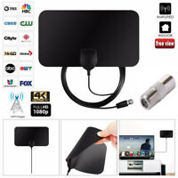 Range Antenna TV Digital HD Skywire 4K Antena Digital Indoor HDTV 1080p HOT 2019