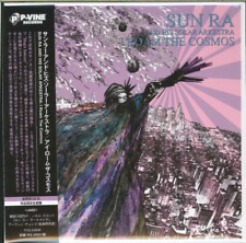 SUN RA-I ROAM THE COSMOS-JAPAN MINI LP CD Ltd/Ed F30