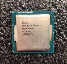 INTEL CORE i7-4770S 3.10GHZ QUAD CORE Processor 8 Threads - 8MB Cache - LGA 1150