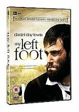 My Left Foot DVD (2008) Daniel Day-Lewis New Sealed Freepost