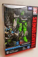 Transformers Generations:Studio Series 16 Deluxe Class Movie 3 Autobot RATCHET