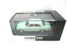 model car Mercedes 200/8 Saloon 1968  Pale Green   Whitebox