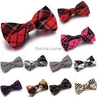 Classic Fashion Novelty Mens Gentlemen Adjustable Tuxedo Wedding Bow Tie Necktie