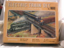 MARX MADE ELECTRIC TRAIN SET NUMBER 4040 COMPLETE WITH B0X