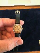Vintage Tissot Automatic Ladies Watch Seastar 17 Jewels Swiss Made