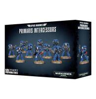Warhammer 40000-Space Marines Primaris-Intercessors-Rabiots-Bitz-Sprue