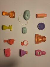 Lot 18 12 accessoires petshop LPS littlest pet shop very rare authentic original
