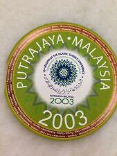 (JC) OIC Putrajaya Coin Card 2003