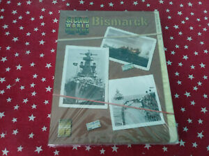 Avalanche 2nd World War at Sea Bismarck 1st Ed 1st Factory Shrink Wrapped Copy