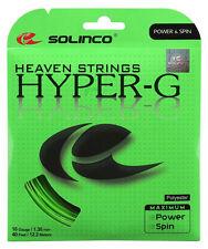 Solinco Hyper-G 16 1.30mm Tennis String Set