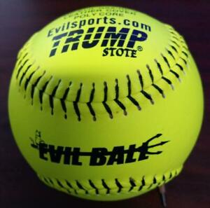 Trump Evil Stote Prohyde Cover Softball 1 dozen NSA. - NEw