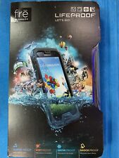 LifeProof Fre Waterproof Case Black for Samsung Galaxy S4
