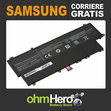 Batteria POTENZIATA 7.2-7.4V 6000mAh per samsung 535U3C-A01