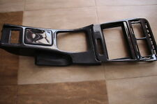 1990-1999 300ZX Real Carbon Fiber Double Din Radio Bezel Center Console Ash Tray
