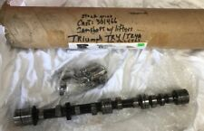 Triumph TR 2, 3, 4 Camshaft and followers new/old stock