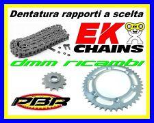 Kit Trasmissione HONDA CBR 900 RR 00 catena corona pignone PBR EK MVX 929 2000