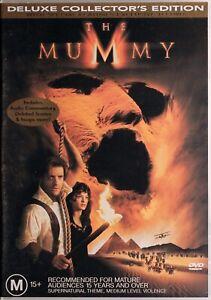 The Mummy DVD - Brendan Fraser - Free Post