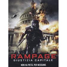 Rampage - Giustizia Capitale  [Dvd Nuovo]