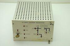 VARIAN LF5354-1, Automatic Cryopump Regeneration