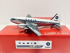 Western Models 1:200 Varig C-46 PP-VBQ