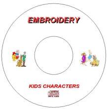 EMBROIDERY DVD / CD SCOOBY DOO PADDINGTON SNOOPY BEATRIX POTTER FLINTSTONES PES