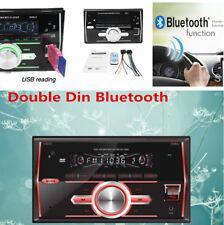 Car Radio Stereo USB SD FM MP3 Bluetooth Autoradio Head Unit ISO Remote Control