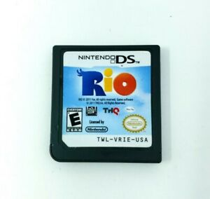 RIO The Game (Nintendo DS) Tested