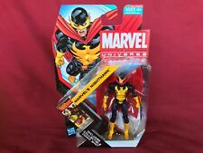 MARVEL UNIVERSE ACTION FIGURE - 'MARVEL'S NIGHTHAWK'  X-MEN AVENGERS DEADPOOL