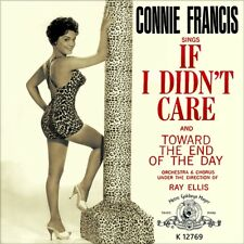 "7"" CONNIE FRANCIS If I Didn't Care /Toward End Of The Day RAY ELLIS MGM USA 1959"