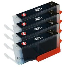 4Pk PGI270XL PGI-270XL Ink Cartridge For Canon PIXMA MG5720 MG5721 MG5722 MG6820
